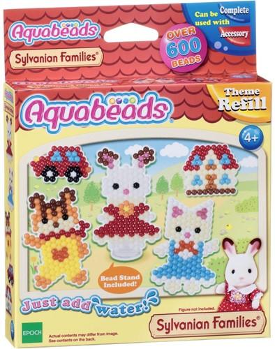 Aquabeads 31068 en Sylvanian Families Character Set
