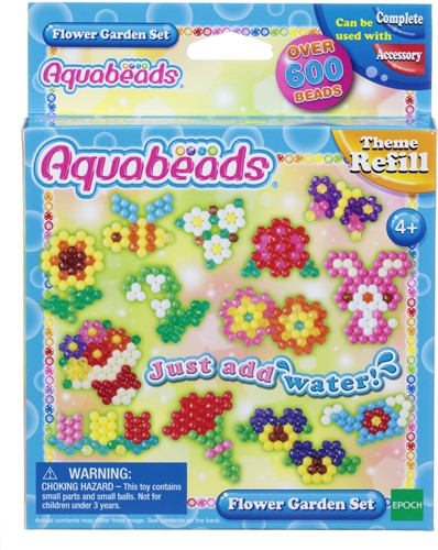 Aquabeads 31088 en Flower Garden Set
