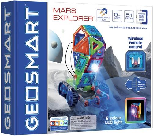 GEOSMART Mars Explorer 51 pcs