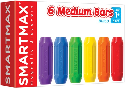 SmartMax XT set - 6 medium bars