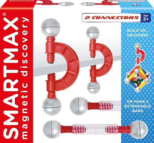 SmartMax Xtension set - Connectors Red