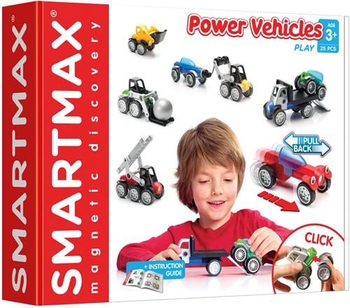 SmartMax Power Vehicles Mix toy vehicle
