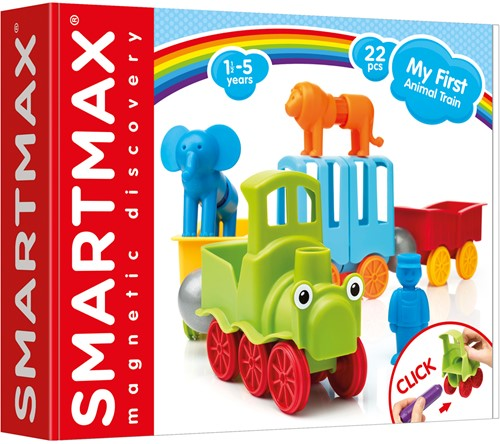 SmartMax My First Animal Train toy vehicle