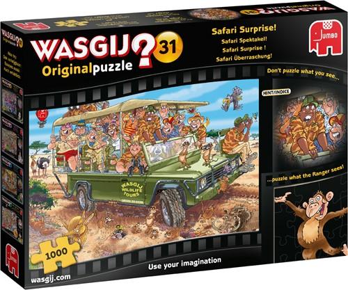 Wasgij Original 31 1000 pieces