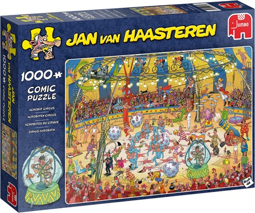 Jan van Haasteren Acrobate Circus 1000 pieces