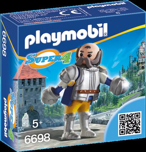Playmobil Super 4 koninklijke wacht van Heer Ulf 6698