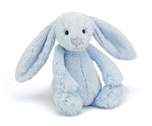 Jellycat Bashful Blue Bunny Huge