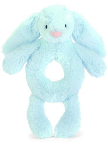 Jellycat Bashful Blue Bunny Grabber