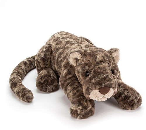 Jellycat knuffel Lexi Leopard 46cm