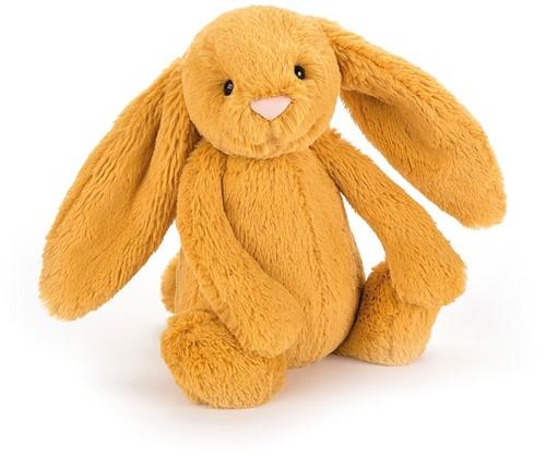 Jellycat Bashful Saffron Bunny Small - 18cm