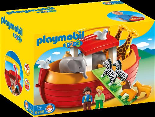 Playmobil My Take Along 1.2.3 Noah ´s Ark