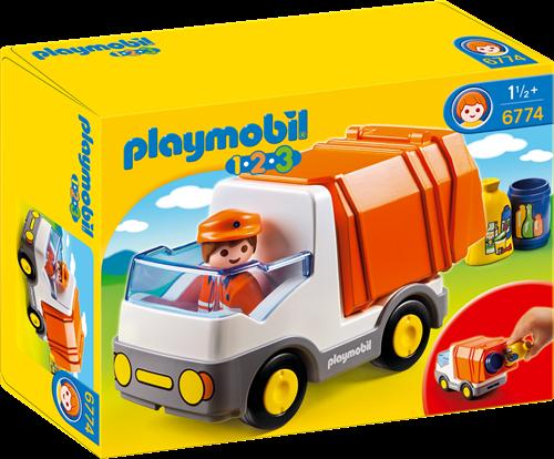 Playmobil 1.2.3 6774 toy playset