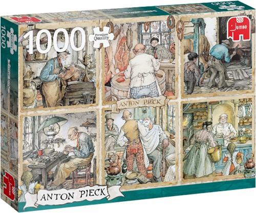Premium Collection Anton Pieck, Craftmanship 1000 pieces
