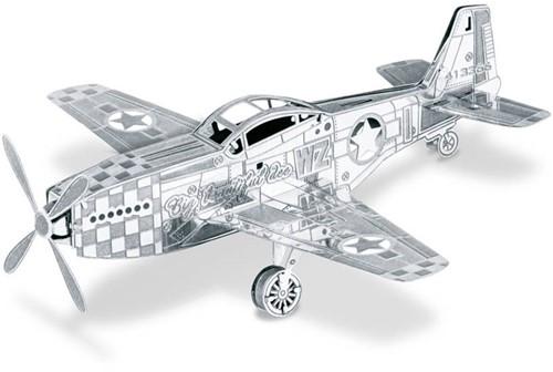 Metal Earth - Mustang P-51