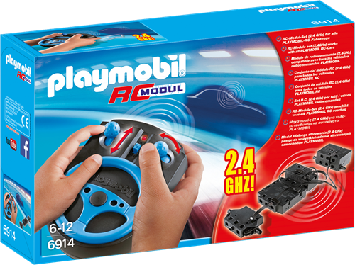 Playmobil Wild Life Remote Control Set 2.4GHz