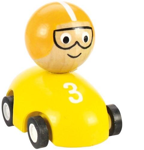 Bigjigs Pull Back Racing Cars (12)