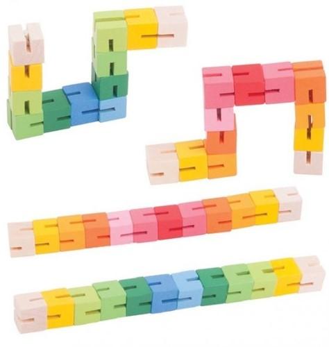 Bigjigs Twister Blocks (48)