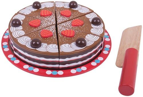 Bigjigs Chocolate Cake