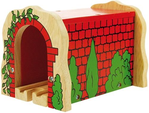 Bigjigs Red Brick Tunnel