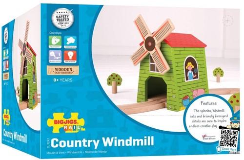 Bigjigs Country Windmill