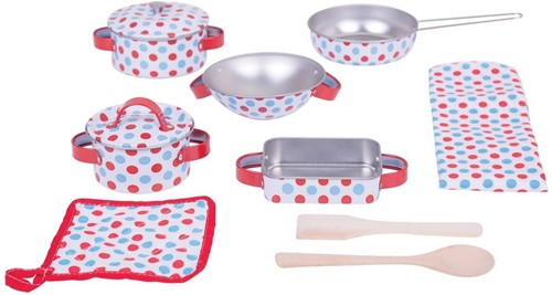 BigJigs Tin Cookware