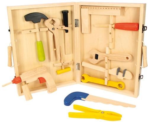 Bigjigs Carpenters Tool Box