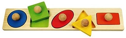 Bigjigs Shape Matching Board