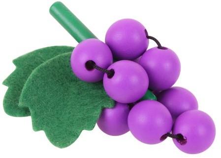 Bigjigs Grapes (10)