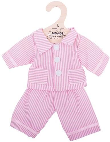 Bigjigs Pink Pyjamas - Large