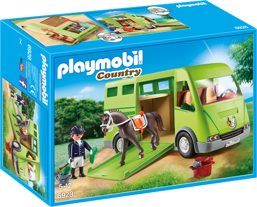 Playmobil Country Horse Box