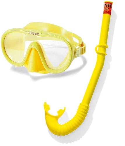 Intex Surf Easy-Flo Snorkel, Sport, Leeftijd 8+