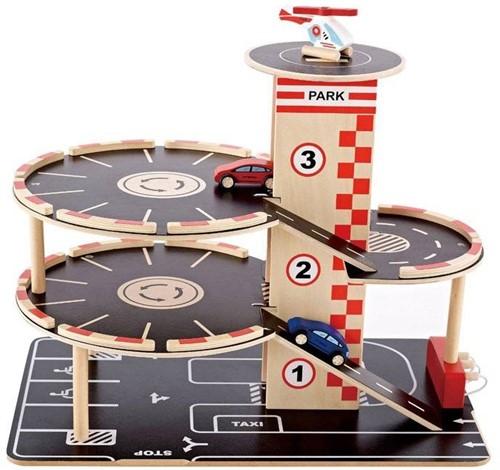 Hape Park & Go Garage