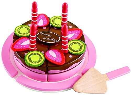 Hape Double FlavoredBirthday Cake