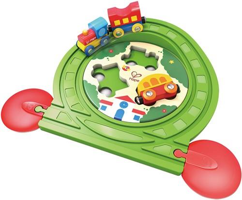 Hape Train Track Puzzle