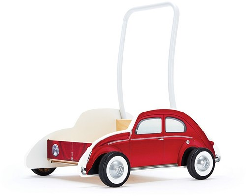Hape  Beetle Walker, Red