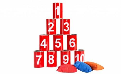 BS Toys Tin Throwing
