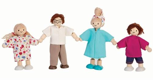 Plan Toys Moderne Poppenfamilie