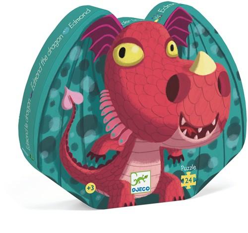Djeco Edmond le dragon - 24 pcs