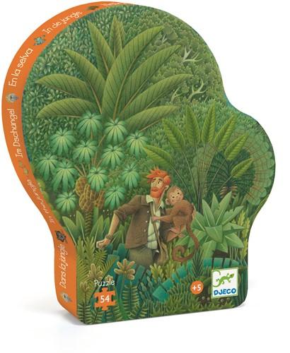 Djeco Dans la jungle - 54 pcs