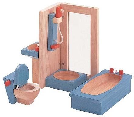 PlanToys Bathroom Dollhouse bathroom