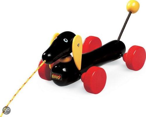 BRIO 30332 push & pull toy