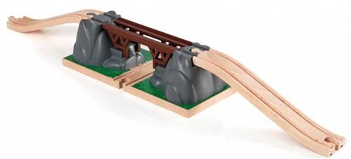 BRIO Collapsing Bridge Track