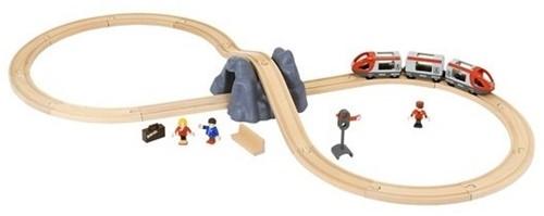 BRIO Railway Starter Set model railway/train