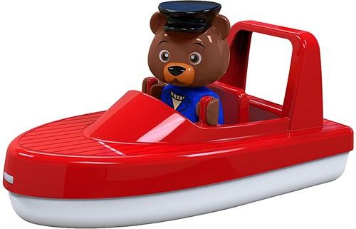 AquaPlay Speedboat + 1 figure