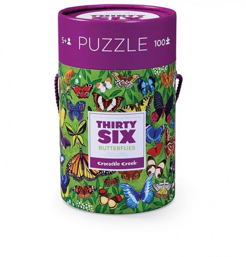 Crocodile Creek 4054-4 puzzle Jigsaw puzzle 100 pc(s)