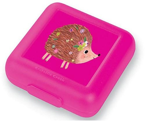 Crocodile Creek Snack Keeper - Hedgehog
