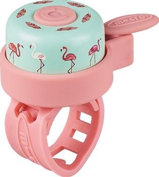 Micro bel mint flamingo