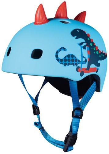 Micro PC Helmet 3D Scootersaurus M