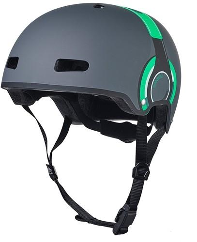 Micro ABS Helmet Headphone Green M