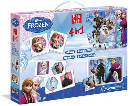 Clementoni Edukit 4in1 Frozen Interactive 30 pc(s)